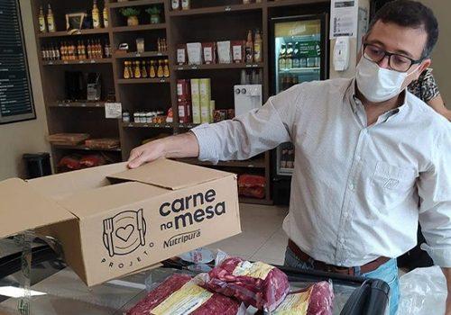 "Corteva e Nutripura levam ""Carne na Mesa"" à 3ª fase"